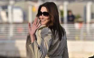 Carla Bruni-Sarkozy mardià Venise, où elle a assisté à un concert classique.