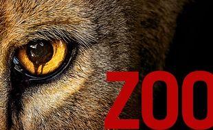 Affiche promotionnelle pour la série Zoo.