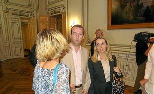 Matthieu Chamussy, candidat UMP.