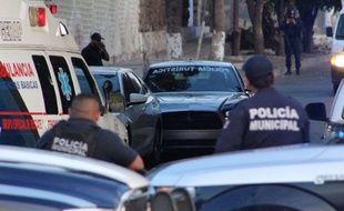 La police mexicaine a interpellé 18 individus (illustration).