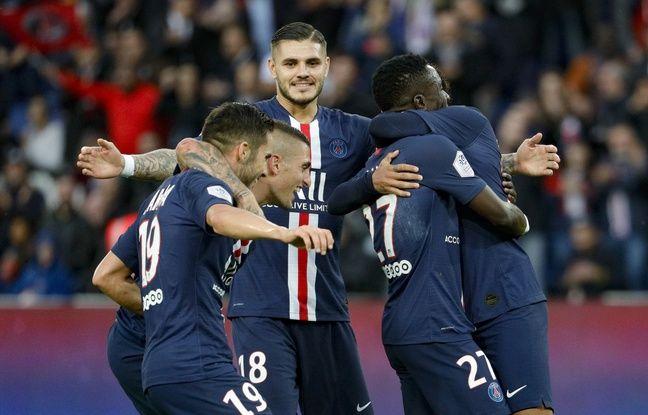 PSG - Angers: Icardi, Sarabia et Gueye tous buteurs... La balade parisienne valide définitivement le super mercato du club