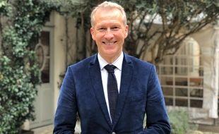 Guillaume Garot, candidat PS aux élections régionales en Pays-de-la-Loire.