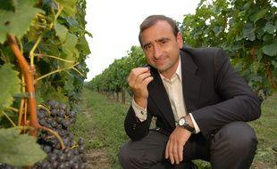 Pascal Chatonnet, viticulteur et œnologue, a élaboré dans son laboratoire un vin de Bordeaux en se projetant en 2050.