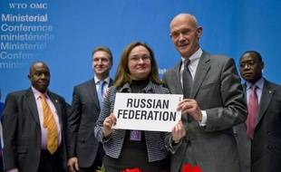 La Russie a franchi vendredi le dernier obstacle de son protocole d'adhésion à l'Organisation mondiale du commerce (OMC), avec le feu vert donné par les ministres du commerce des 153 pays-membres de cette organisation, réunis en conférence à Genève.