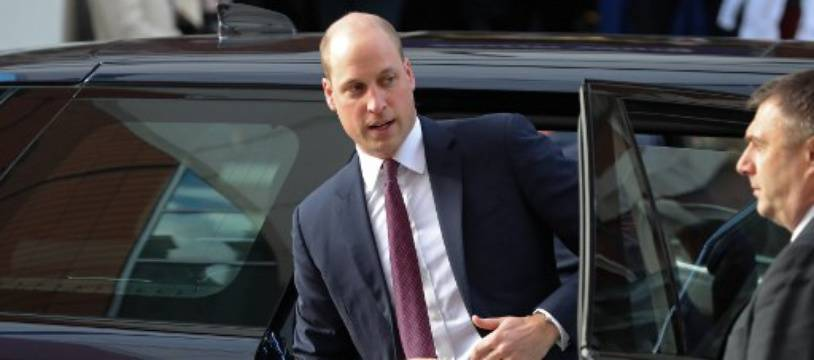 Le prince William, duc de Cambridge, le 18 janvier 2018.