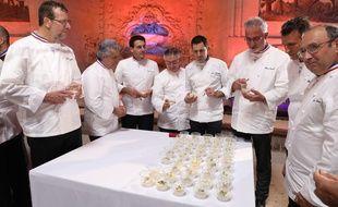 Les meilleurs ouvriers de France ont participé au centième épisode de Top Chef