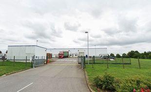 L'usine de l'équipementier automobile à Hirson, dans l'Aisne.