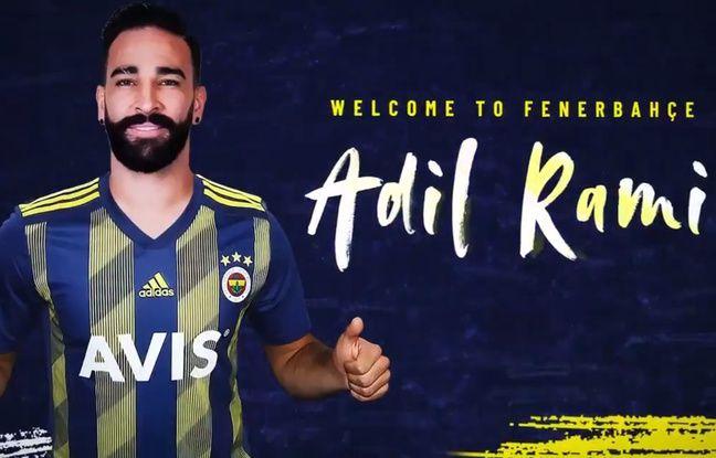 Mercato OM: Licencié en juillet, Adil Rami rebondit à Fenerbahçe