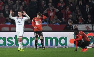 Les Lyonnais repartent du Roazhon Park avec les trois points en poche.