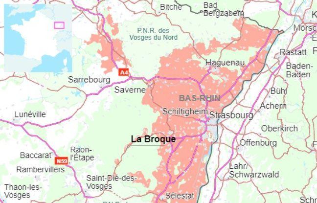 La Broque (Bas-Rhin) Alsace