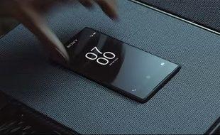 Le nouveau smartphone de james Bond