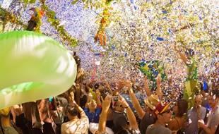 Quelque 5.000 personnes ont participé à la 3ème édition en 2014.