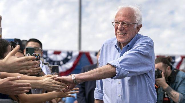 Chez les démocrates, Bernie Sanders joue gros dans le Nevada