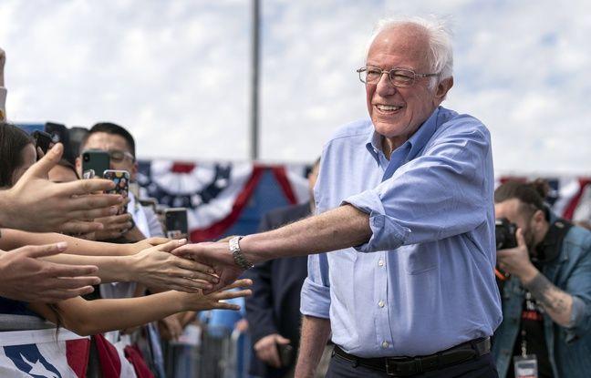 Primaire démocrate: Bernie Sanders joue gros dans le Nevada