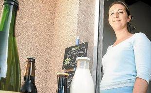 Après celle du Fauga, Odile Mailhe ouvre cette semaine une ruche à Toulouse.