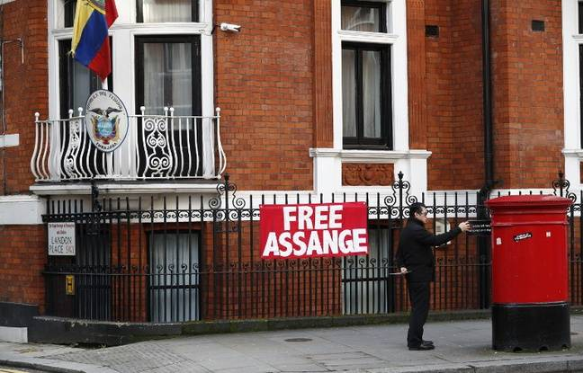 L'Equateur aurait dépensé 5 millions de dollars pour protéger et espionner Julian Assange