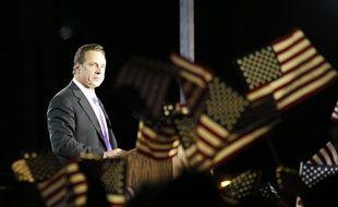 Le gouverneur de l'Etat de New York, Andrew Cuomo, le 8 novembre 2016.