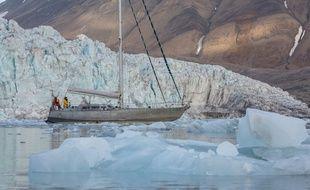 Les membres de l'expédition Uno Mondo rejoindront l'Arctique à bord du voilier