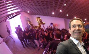Jeff Koons au Whitney Museum of American Art