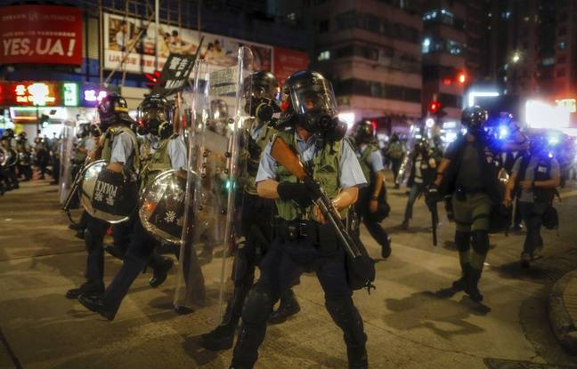 Crise à Hong Kong: Pékin dénonce des actes «quasi-terroristes», Trump interpelle Xi
