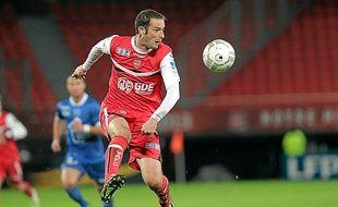 Grégory Pujol, dernier attaquant sorti de la Jonelière à s'être imposé en Ligue 1.