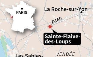Sainte Flaive-les-Loups (Vendée)