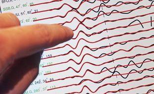 De nombreux séismes de faible intensité sont enregistrés chaque année dans le Sud-Est (Illustration).