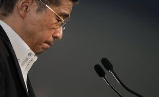 Hiroto Saikawa en juillet 2019.