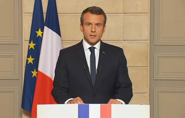 VIDEO. Accord de Paris: «Make our planet great again», Macron se paie Trump en anglais dans actualitas dimanche 648x415_president-francais-exprime-apres-annonce-retrait-etats-unis-accord-paris-climat-1er-juin-2017