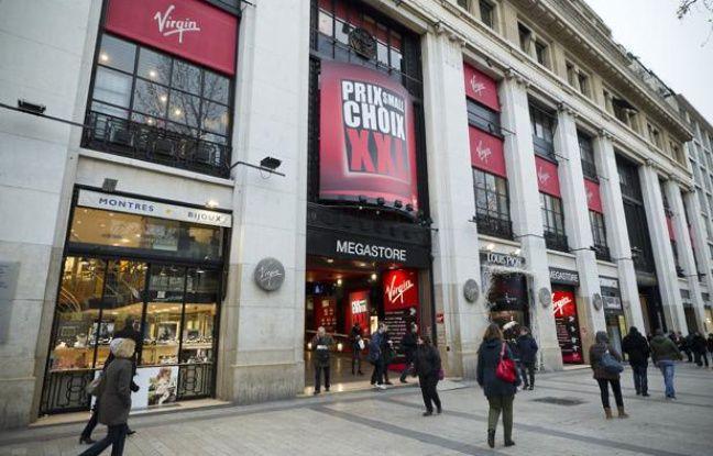 Virgin Stores 11