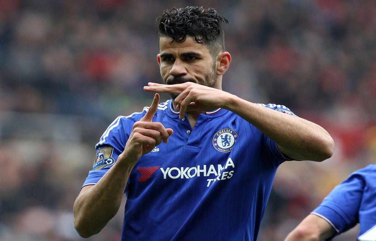Diego Costa ne verra pas l'Euro en France... – LINDSEY PARNABY / AFP