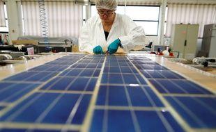 Des chercheurs créent un panneau photovoltaïque pour l'intérieur