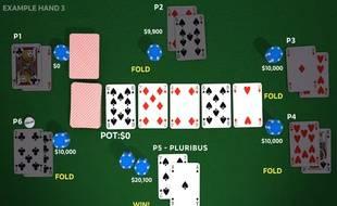 Le bluff de Pluribus, l'intelligence artificielle de Facebook, a déstabilisé les champions humains de poker.