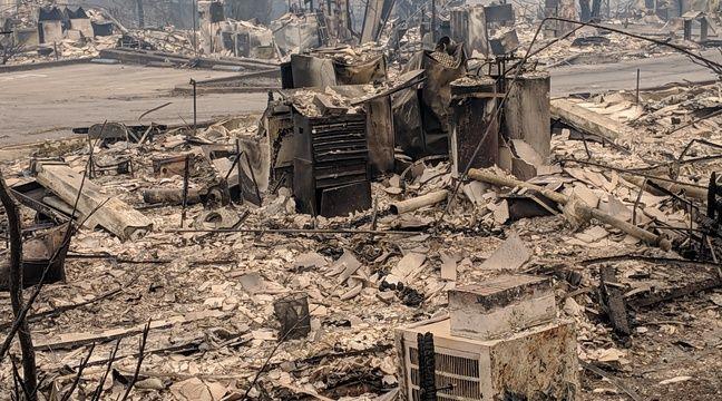 VIDEO. Incendies en Californie: Le bilan s'alourdit à 631 disparus et 66 morts