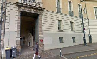 Le tribunal administratif de Rennes.