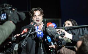 L'avocat de Jonathann Daval, Randall Schwerdorffer était invité de la matinale de France Bleu Besançon après le revirement de son client. Illustration