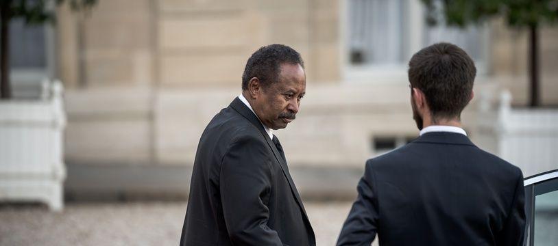 Omar el-Béchir, ex-président soudanais