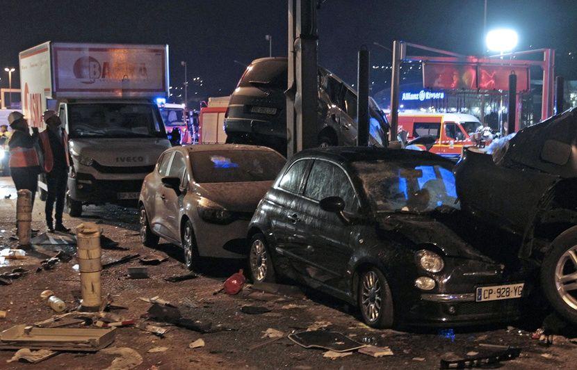Nice : Le chauffeur et le transporteur condamnés quatre ans après l'accident du « camion fou » de Saint-Isidore