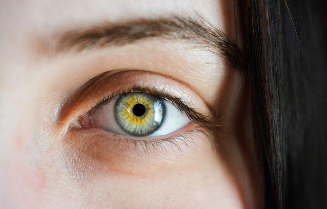 Illustration d'un oeil. Presque tous les Français peuvent donner leur cornée, après leur décès, même âgés et avec des problèmes de vue.