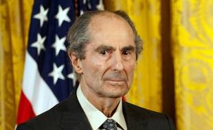 Philip Roth à la Maison Blanche en 2011.