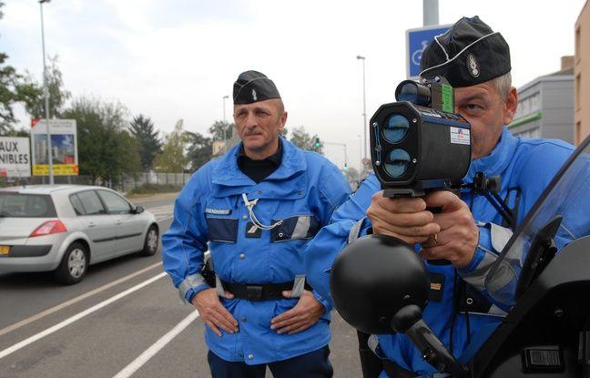 Alsace: Jeune conducteur, grand excès de vitesse, il perd son permis tout neuf