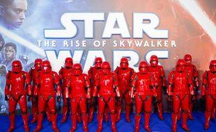 La première de Star Wars The Rise of Skywalker