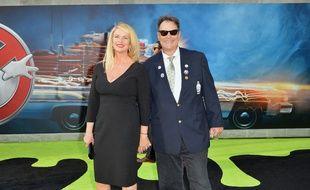 L'acteur Dan Aykroyd et son épouse, Donna Dixon