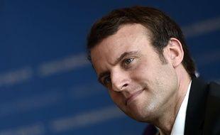 Emmanuel Macron, ministre de l'Economie, le 4 mars 2015.