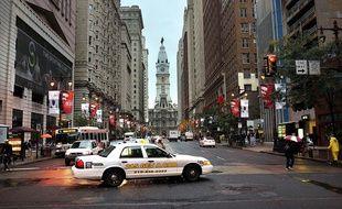 Un taxi à Philadelphie, le 22 octobre 2014.
