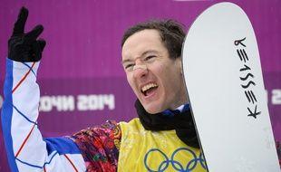 Un mois après une grave chute en Andorre, Paul-Henri de Le Rue participait aux Jeux de Sotchi 2014.