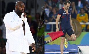 Teddy Riner et Renaud Lavillenie se sont expliqués après les propos du premier envers le second, lors de JO de Rio.