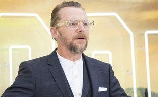 L'acteur Simon Pegg