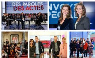 Depuis l'arrivée aux commandes de France Télévisions, Delphine Ernotte a fait de nombreuses victimes.
