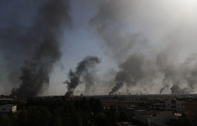 Offensive turque contre les Kurdes : Violents combats après l'entrée des forces d'Ankara dans un bastion kurde en Syrie